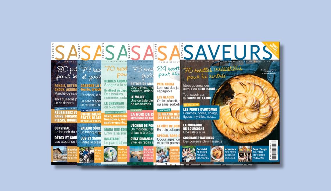 Saveurs-magazine