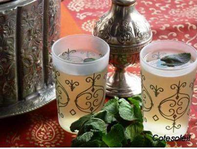 Thé menthe maghreb