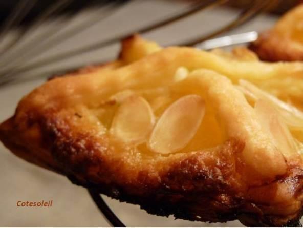 Tartelettes-fines-abricots & amandes