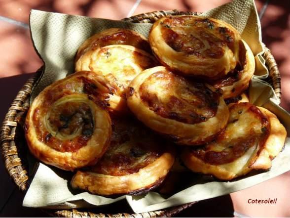 Escargots-mozzarella & tomates-sechees