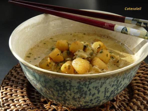 st-jacques-au curry la-mon-amour