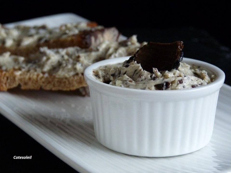 Beurre de truffes