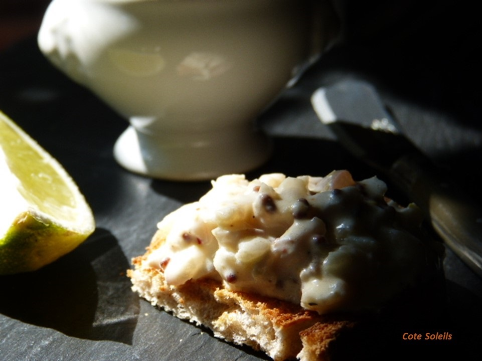 Rillettes de dorade